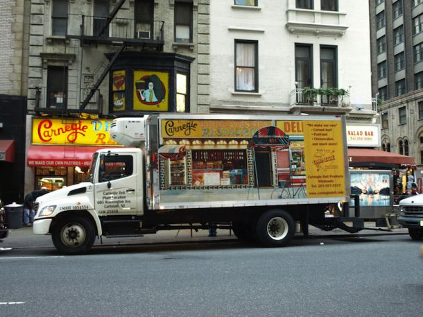 Best Delivery Food New York City