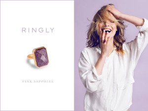 Ringly, the startup that makes rings that ring.