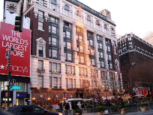 Where to start with new york city shopping new york for Home good stores nyc