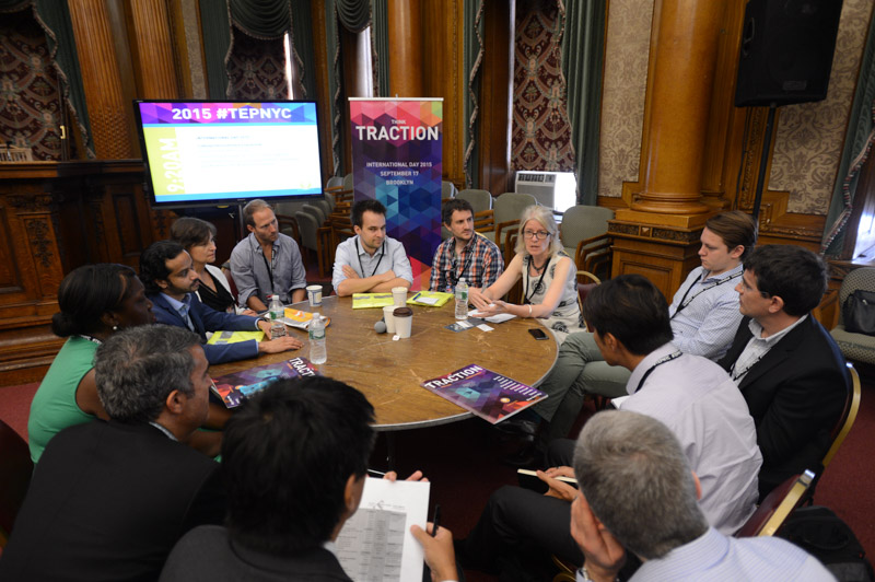 Fintech roundtable discuss global and local industry trends.