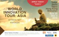 New York International Launch World Innovation Tours at Tech Day
