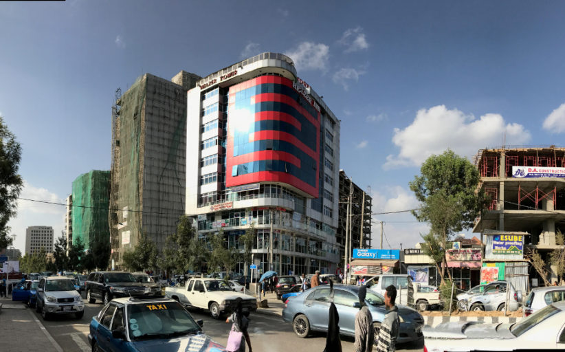 Addis Ababa: A City Under Construction